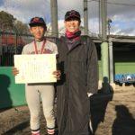 上野杯2018 準優勝!