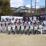 2020年度花園ファイヤーズ・山ノ内スーパーキッズ合同卒団式