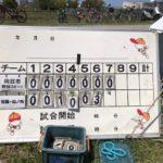 お知らせ(平日練習・試合結果)