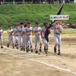 平成30年 秋季リーグ戦開会式