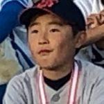 佐藤孝太郎君が、U-12に選出されました