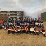 6年生の最後の大会「上野杯」