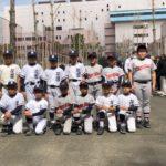 中信杯 第50回全京都学童軟式野球 春季大会